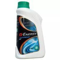Антифриз G-Energy Antifreeze SNF 40 1кг оранжевый